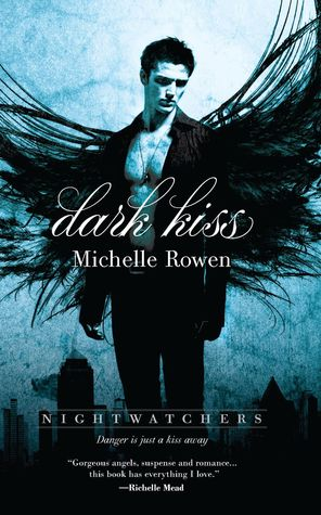 Dark Sins (Night Watchers Book 2)